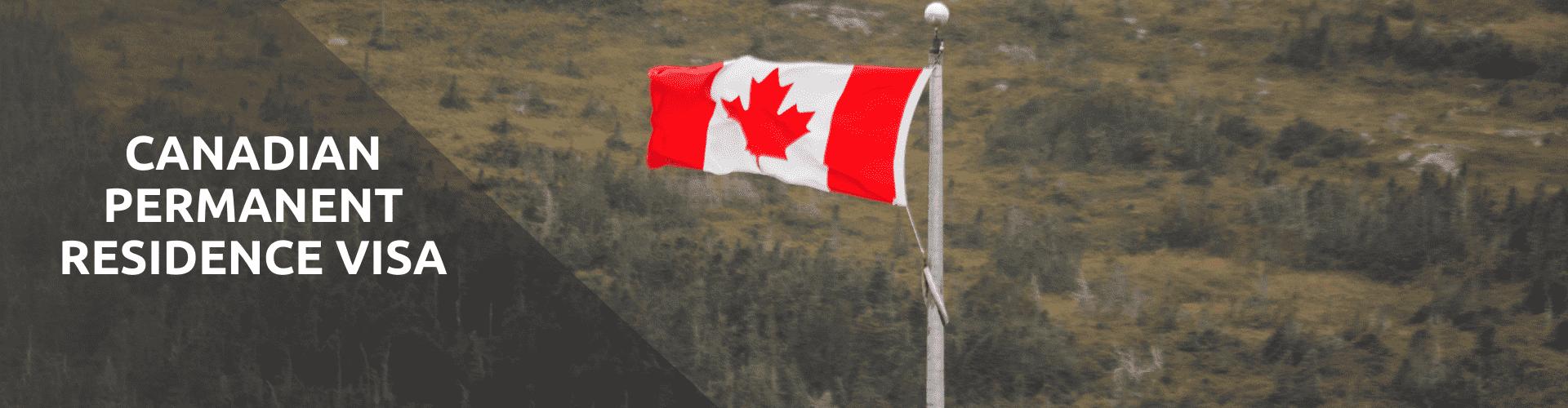 Canadian Permanent Residency Visa