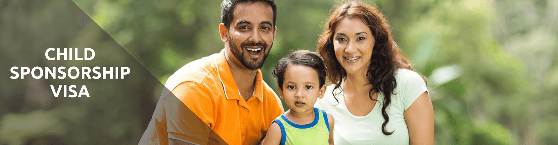 Child Sponsorship Visa